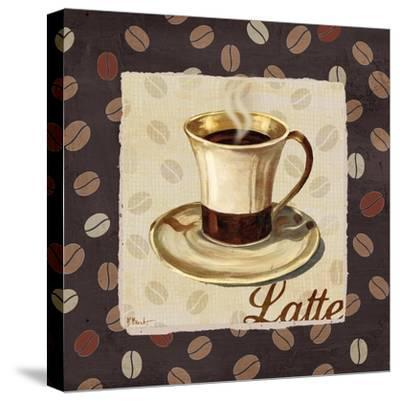 Cup of Joe III-Paul Brent-Stretched Canvas Print