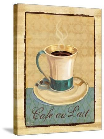 Coffee Club III-Paul Brent-Stretched Canvas Print