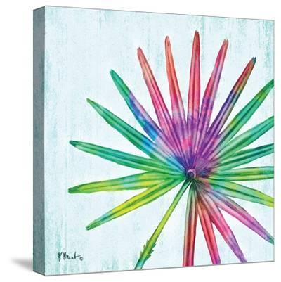 Prism Palm IV-Paul Brent-Stretched Canvas Print