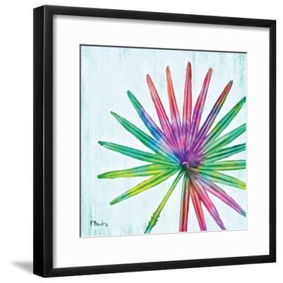 Prism Palm IV-Paul Brent-Framed Art Print