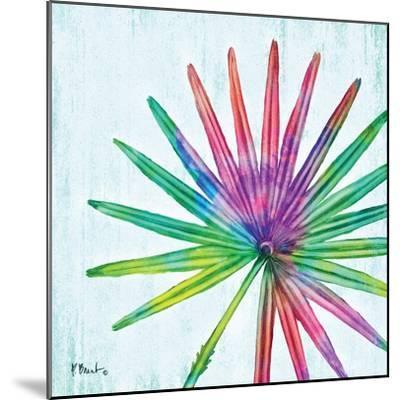 Prism Palm IV-Paul Brent-Mounted Art Print