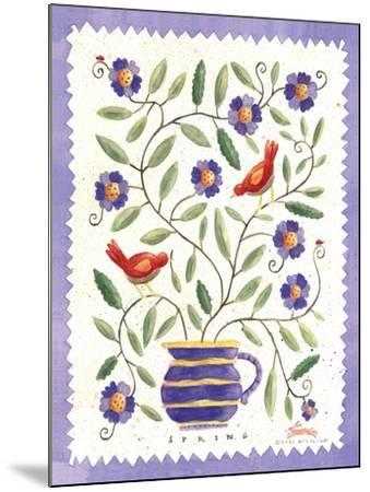 Four Seasons II-Sudi Mccollum-Mounted Art Print