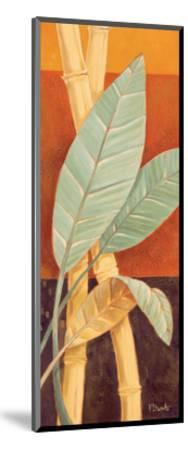 Bali Leaves I-Paul Brent-Mounted Art Print