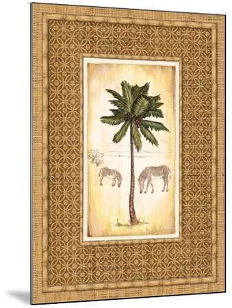 South Palm III-Andrea Laliberte-Mounted Art Print