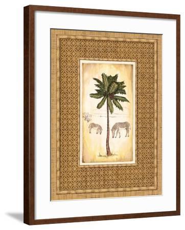 South Palm III-Andrea Laliberte-Framed Art Print
