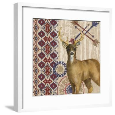 Highlands Ranch I-Paul Brent-Framed Art Print