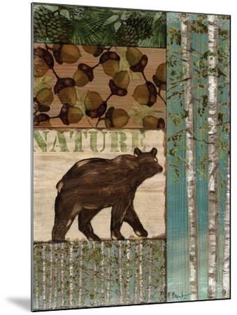 Nature Trail II-Paul Brent-Mounted Art Print