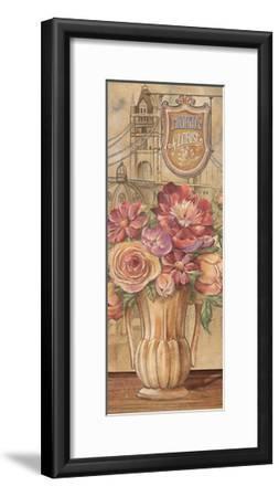 Bouquet from England-Charlene Audrey-Framed Art Print