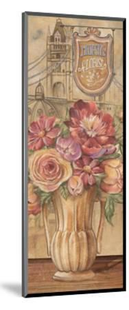 Bouquet from England-Charlene Audrey-Mounted Art Print
