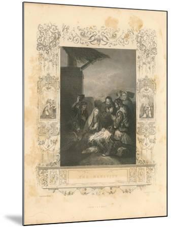 Faith Engraving IV-Gwendolyn Babbitt-Mounted Art Print