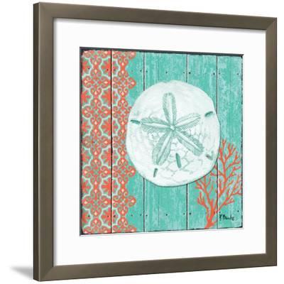 Coral Sea I-Paul Brent-Framed Art Print