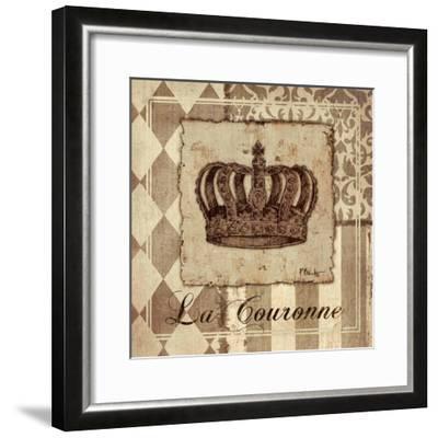 Provincial Crown Sq-Paul Brent-Framed Art Print