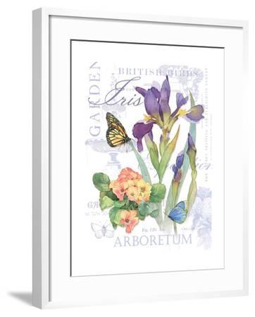 Country Manor I-Julie Paton-Framed Art Print