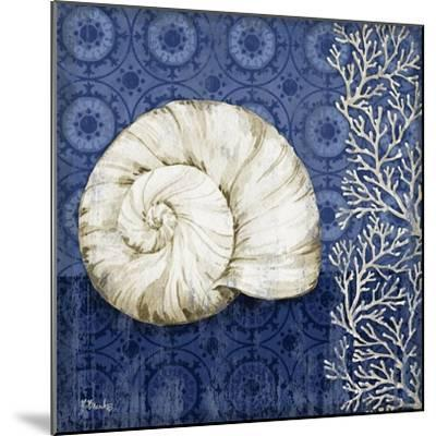 Deep Blue Sea II-Paul Brent-Mounted Art Print