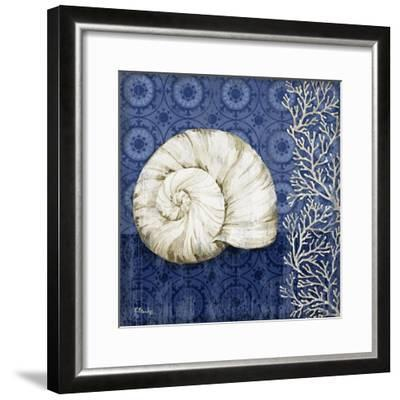 Deep Blue Sea II-Paul Brent-Framed Art Print