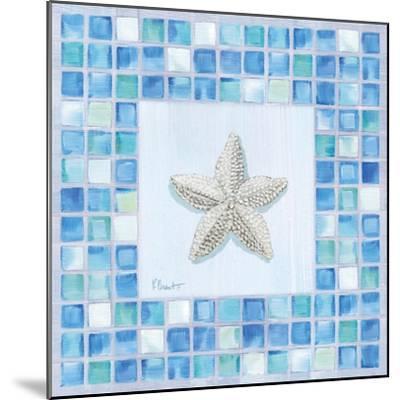 Mosaic Starfish-Paul Brent-Mounted Art Print