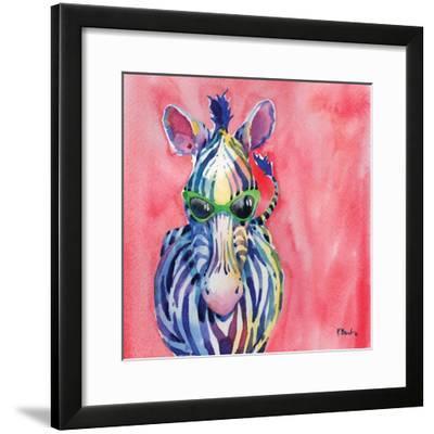 Sunny Farm I-Paul Brent-Framed Art Print