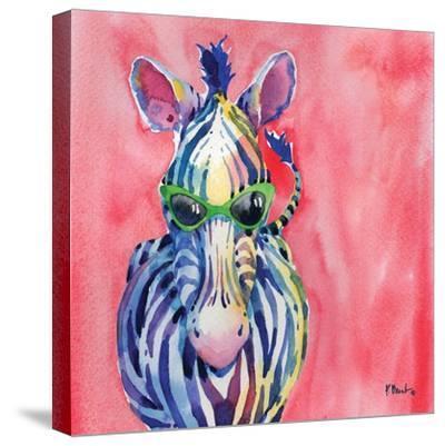 Sunny Farm I-Paul Brent-Stretched Canvas Print