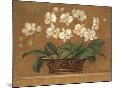 Orchid Tapestry-Pamela Gladding-Mounted Art Print