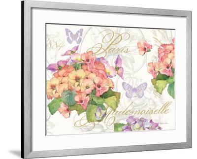 Primrose Mademoiselle-Julie Paton-Framed Art Print