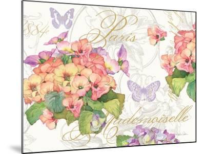 Primrose Mademoiselle-Julie Paton-Mounted Art Print