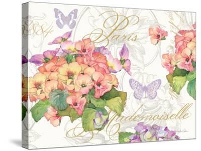 Primrose Mademoiselle-Julie Paton-Stretched Canvas Print