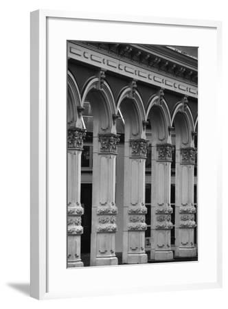 Town Square-Ike Leahy-Framed Photo