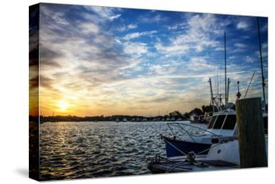 Beaufort Docks I-Alan Hausenflock-Stretched Canvas Print