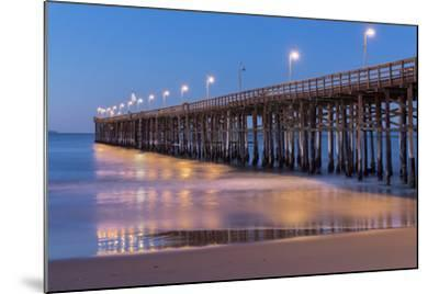 Ventura Pier-Lee Peterson-Mounted Photo