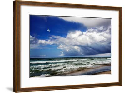 Awesome Beach Day II-Alan Hausenflock-Framed Photo