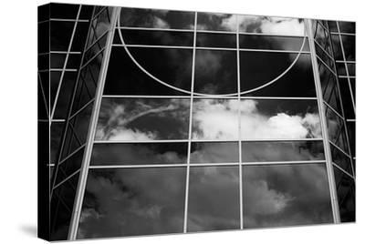 Clouds in the Glass II-Alan Hausenflock-Stretched Canvas Print