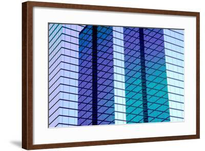 Glass & Steel II-Alan Hausenflock-Framed Photo