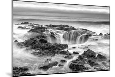 Thors Well BW-Stan Hellmann-Mounted Photo