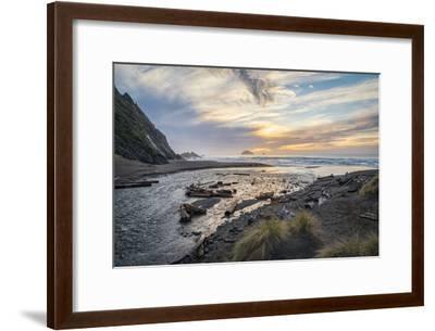Humbug Mtn State Park I-Stan Hellmann-Framed Photo