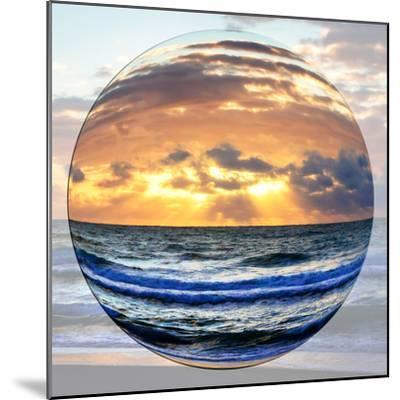 Sunrise Circle I-Alan Hausenflock-Mounted Photo