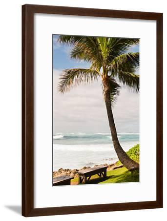 Peaceful Caribbean I-Karyn Millet-Framed Photo