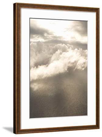 Clouds Over Water I-Karyn Millet-Framed Photo