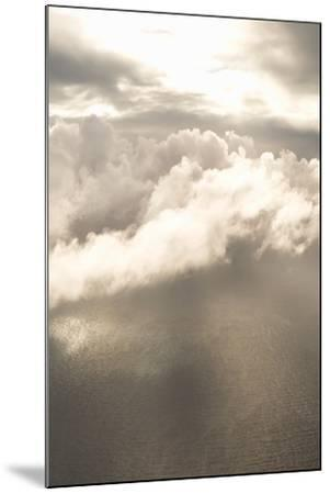 Clouds Over Water I-Karyn Millet-Mounted Photo