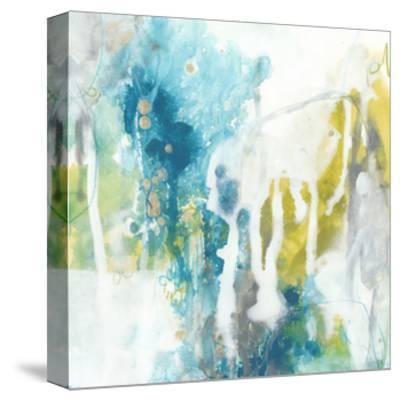 Aquatic Atmosphere I-June Vess-Stretched Canvas Print