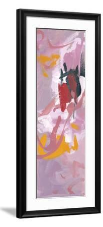 Composition 1b-Melissa Wang-Framed Art Print