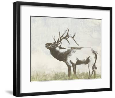 Wild Call I-Jennifer Goldberger-Framed Art Print