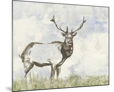 Wild Call II-Jennifer Goldberger-Mounted Art Print