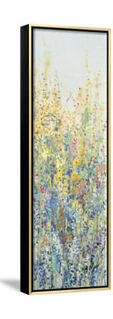 Wildflower Panel III-Tim OToole-Framed Stretched Canvas Print