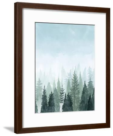 Into the Trees II-Grace Popp-Framed Art Print