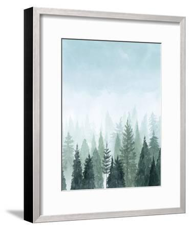 Into the Trees II-Grace Popp-Framed Premium Giclee Print