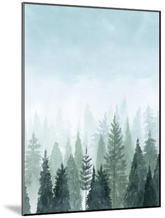 Into the Trees II-Grace Popp-Mounted Premium Giclee Print