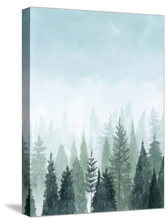 Into the Trees II-Grace Popp-Stretched Canvas Print