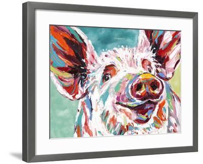 Piggy I-Carolee Vitaletti-Framed Art Print