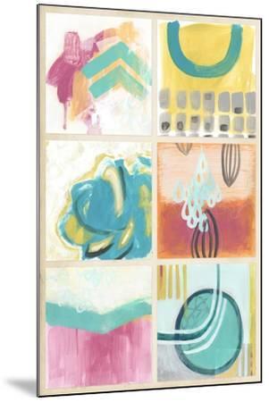 Gallery Petite I-June Vess-Mounted Art Print