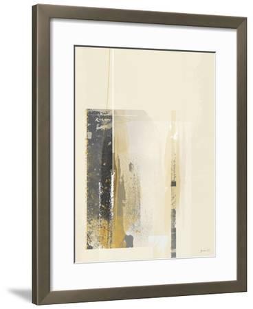 Deeper Shadows I-Green Lili-Framed Art Print